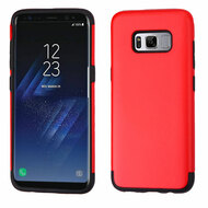 Slim Armor Multi-Layer Hybrid Case for Samsung Galaxy S8 - Red