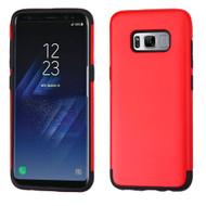 Slim Armor Multi-Layer Hybrid Case for Samsung Galaxy S8 - Red