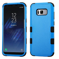 Military Grade Certified TUFF Hybrid Armor Case for Samsung Galaxy S8 - Blue