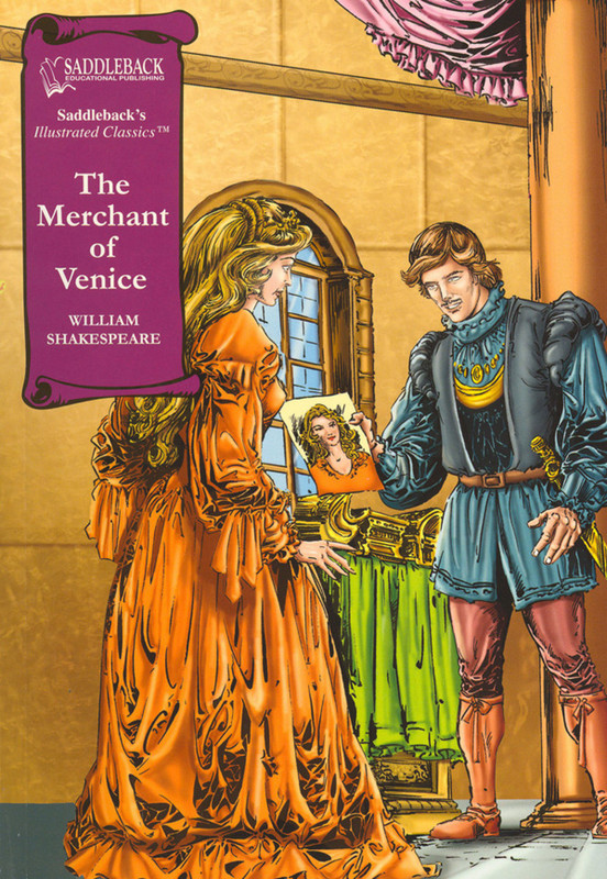 Merchant of Venice Graphic Novel
