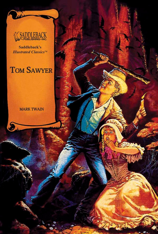 The Adventures of Tom Sawyer Graphic Novel