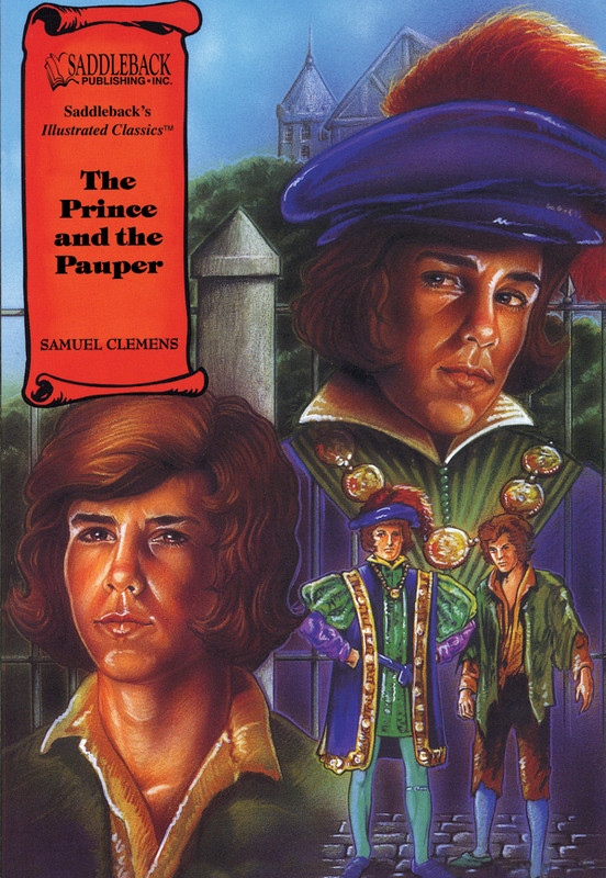 The Prince and the Pauper Graphic Novel