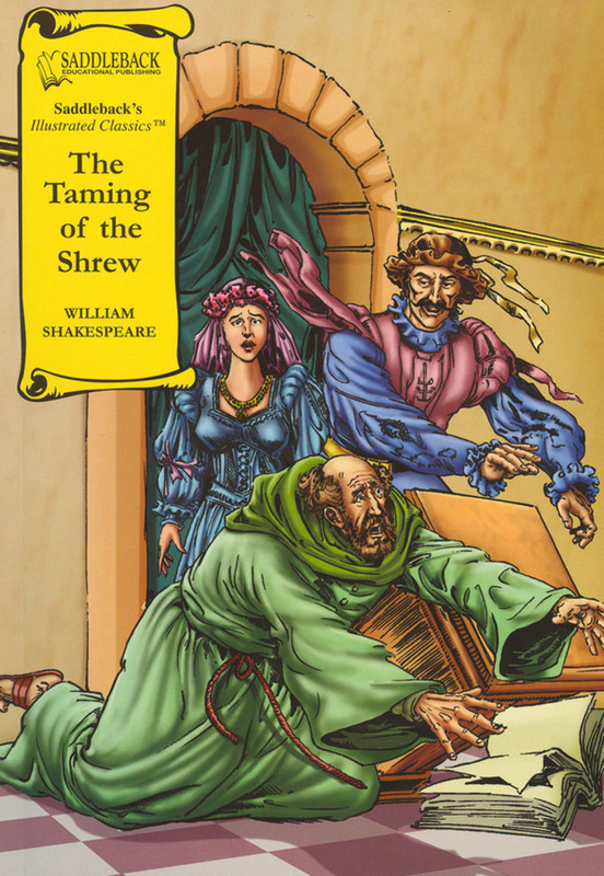 The Taming of the Shrew Graphic Novel