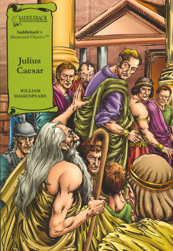 Julius Caesar Graphic Novel