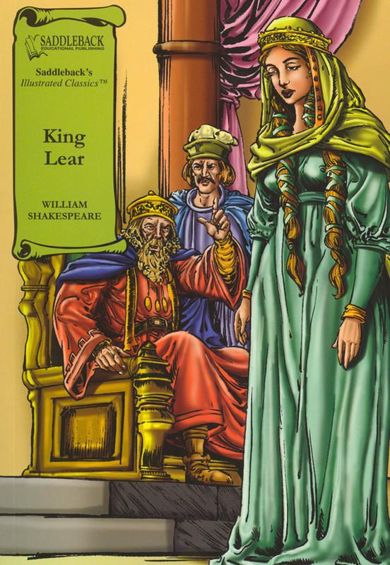 King Lear Graphic Novel