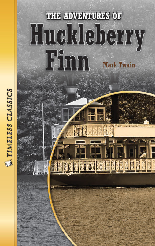 The Adventures of Huckleberry Finn Novel