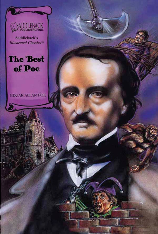 The Best of Poe Graphic Novel