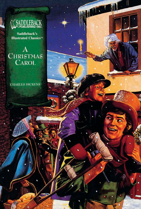 A Christmas Carol Graphic Novel