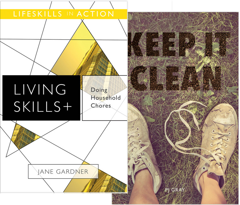 Doing Household Chores/ Keep It Clean (Living Skills)