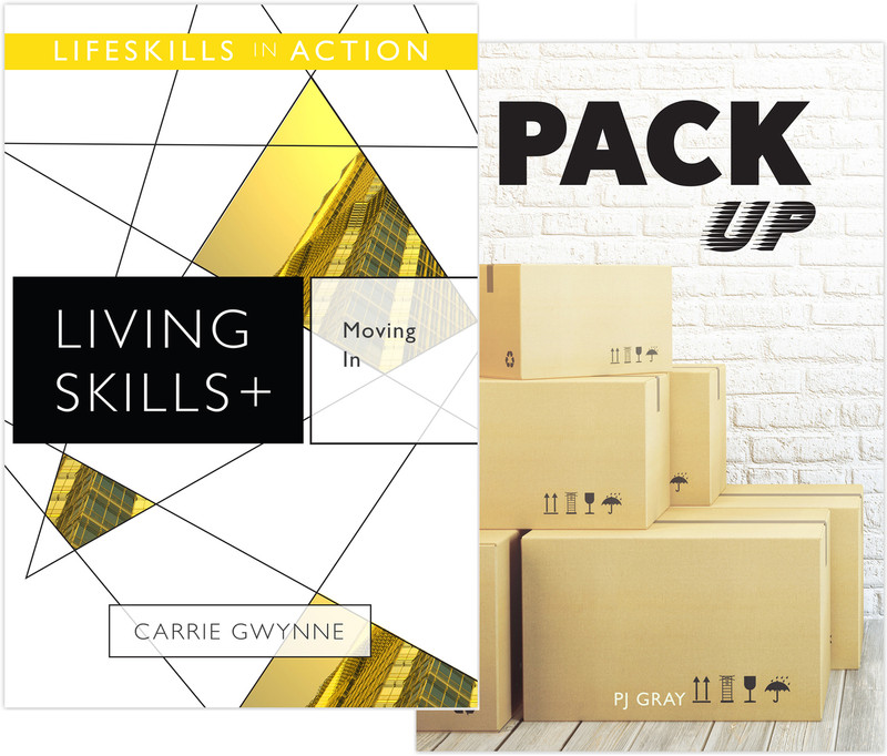 Moving In/ Pack Up (Living Skills)
