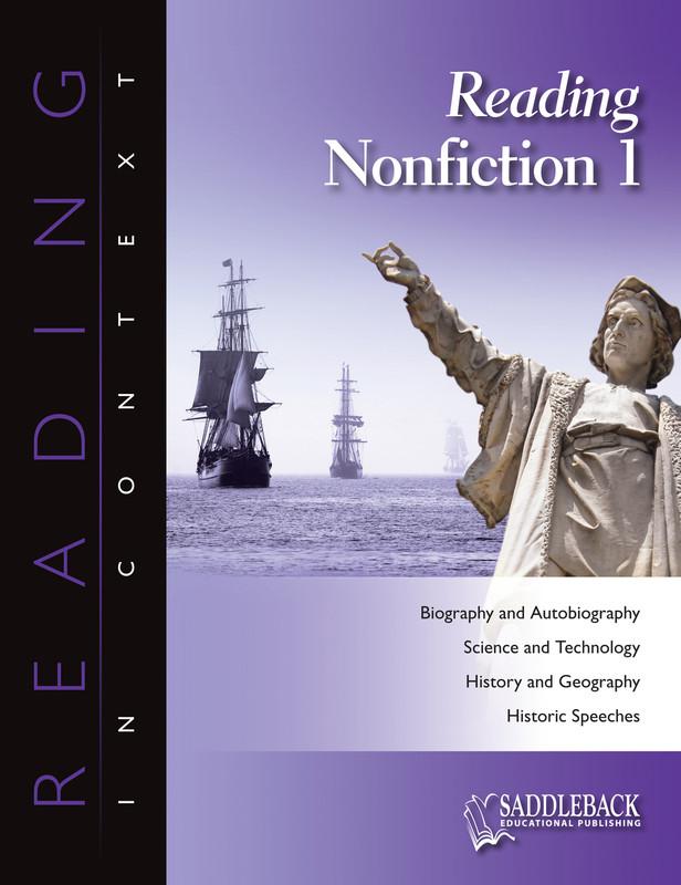 Reading Nonfiction 1 (Digital Download)