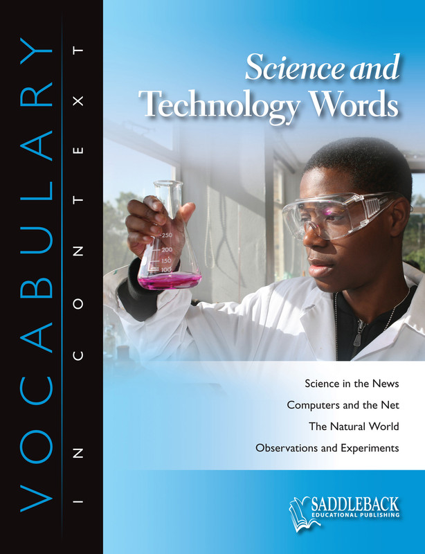 Science and Technology Words (Digital Download)
