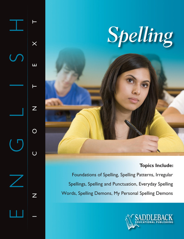 Spelling (Digital Download)