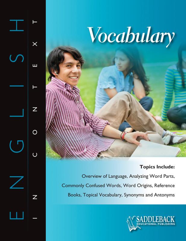 Vocabulary (Digital Download)