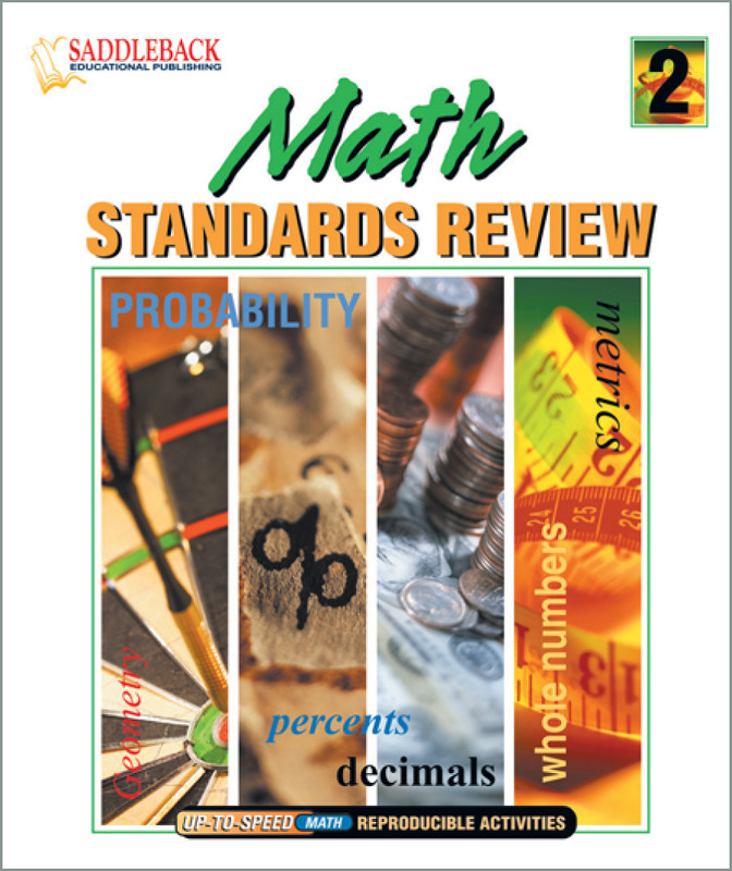 Math Standards Review 2 (Digital Download)