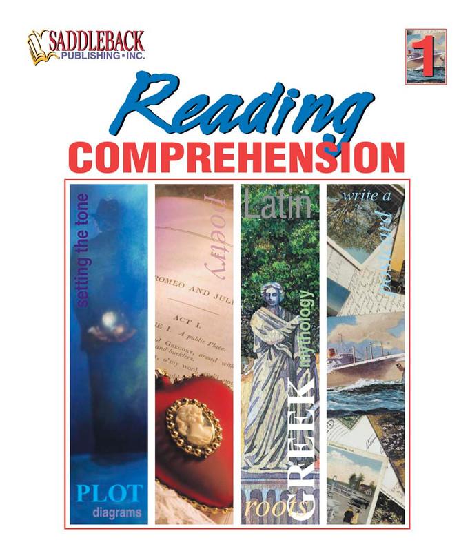 Reading Comprehension 1 (Digital Download)