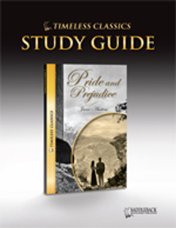 Pride and Prejudice Study Guide (Digital Download)