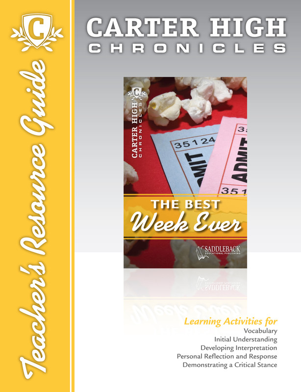 The Best Week Ever Teacher's Resource Guide (Digital Download)