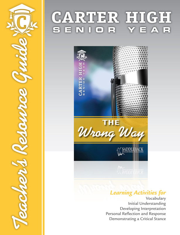 The Wrong Way Teacher's Resource Guide (Digital Download)