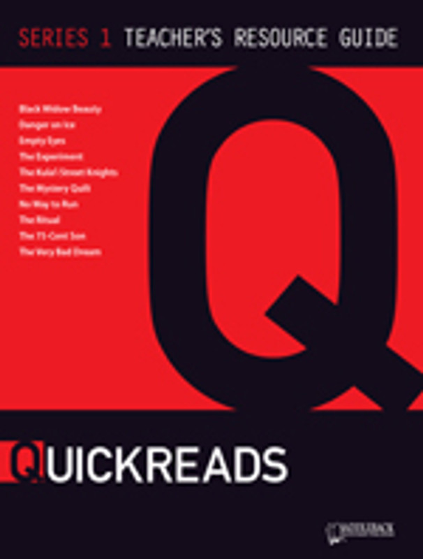 Q Reads Set 1 Teacher's Resource Guide (Digital Download)