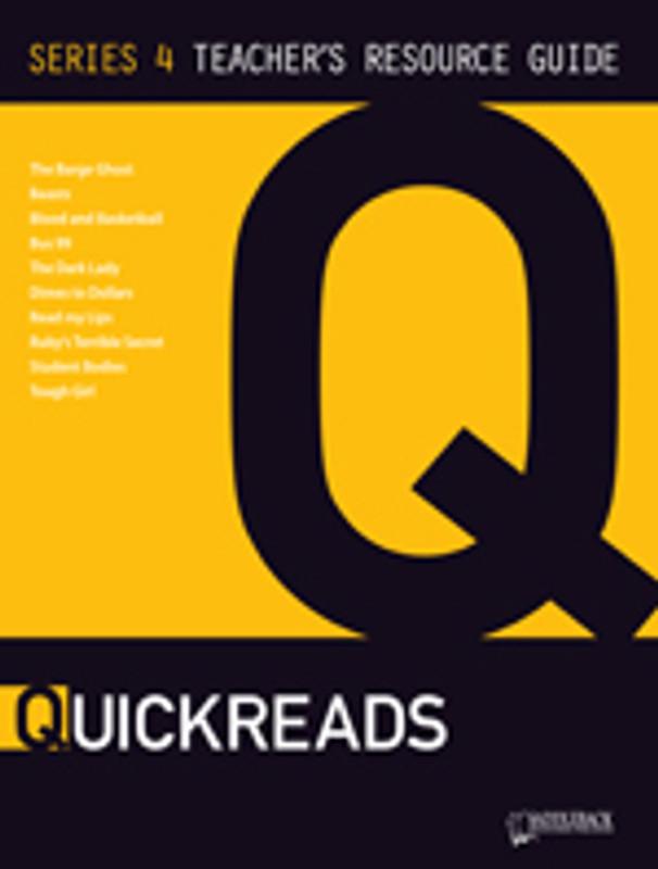 Q Reads Set 4 Teacher's Resource Guide (Digital Download)