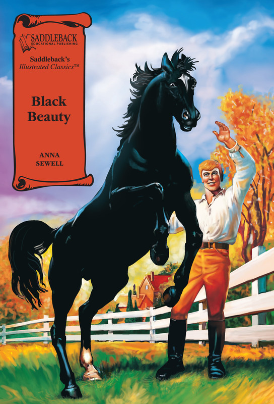 Black Beauty Graphic Novel Audio (Digital Download)
