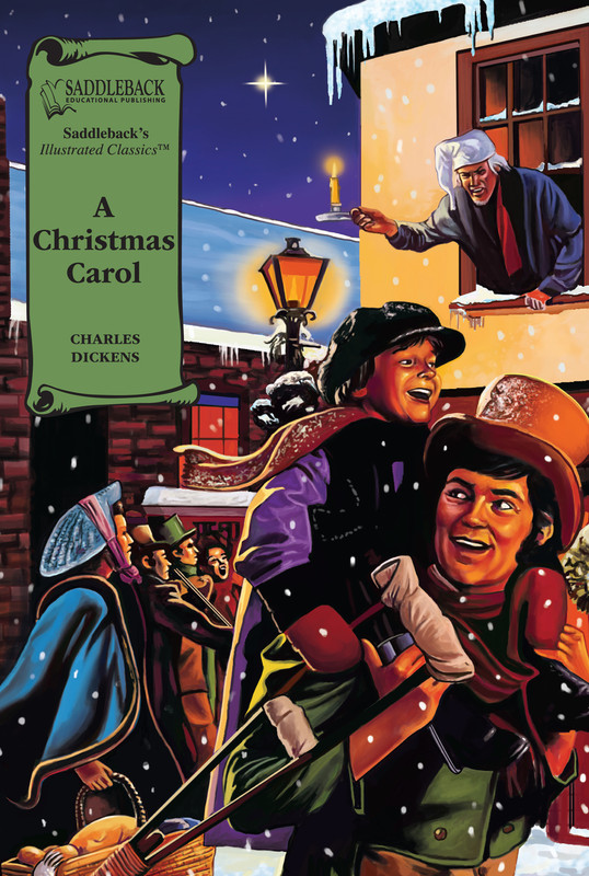 A Christmas Carol Graphic Novel Audio (Digital Download)