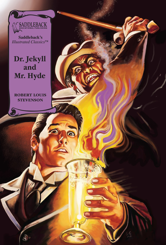Dr. Jekyll and Mr. Hyde Graphic Novel Audio (Digital Download)