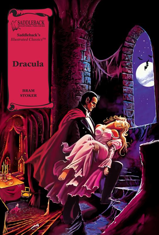 Dracula Graphic Novel Audio (Digital Download)
