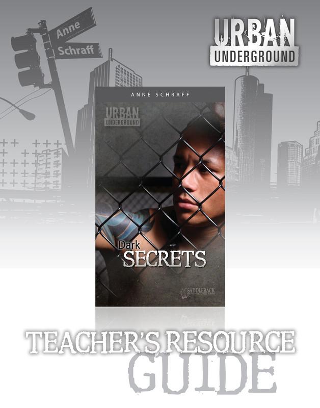 Dark Secret Teacher's Resource Guide (Digital Download)
