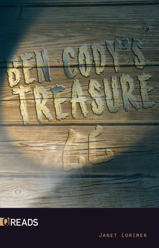 Ben Cody's Treasure Audiobook (Digital Download)