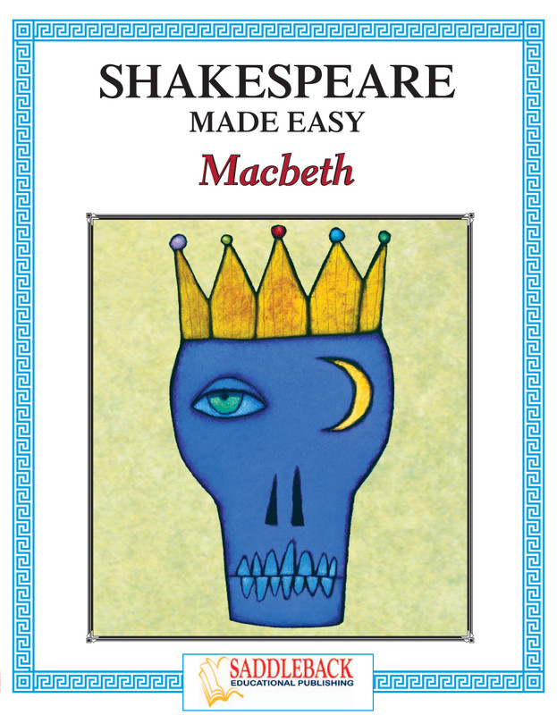 Macbeth Reading Guide: Shakespeare Made Easy (Digital Download)