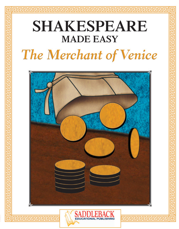 The Merchant of Venice Reading Guide: Shakespeare Made Easy (Digital Download)