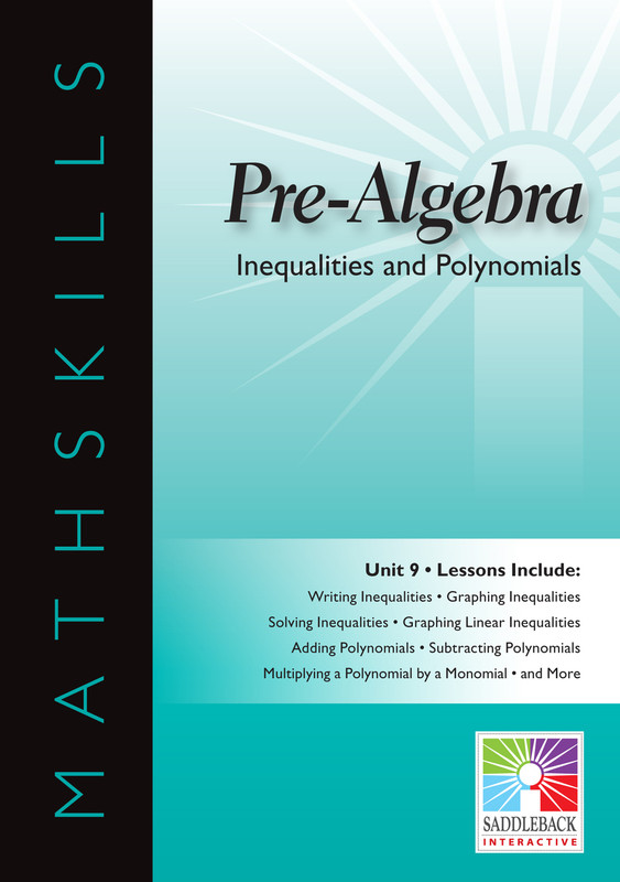 Inequalities & Polynomials (Digital Download)