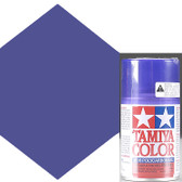 Tamiya Polycarbonate PS-45 Translucent Purple Spray Paint 86045