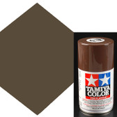 Tamiya TS-69 Linoleum Deck Brown Lacquer Spray Paint 3 oz