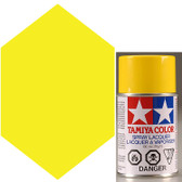 Tamiya Polycarbonate Yellow Spray Paint PS-6