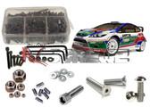 RC Screwz Stainless Steel Screw Kit HPI W8 3.0 HPI072