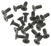 Thunder Tiger Flat Head Socket Screw 4x10mm (20) ST-1 MT4 G3 PD6310