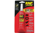 Pacer PT44 ZAP-RT Rubber Toughened CA Clear Thick 1 oz