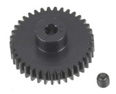 "Robinson Racing 1337 Pinion Gear Hard Aluminum 48P 37T 1/8"" (3mm) Bore RRP"