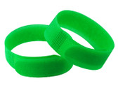 Microheli Mutli-Purpose Velcro Strap 200 x 20mm 2PC GREEN