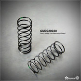 Gmade GM0020030 Shock Spring 19x50mm Soft Green (2)