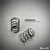 Gmade GM0020028 Shock Spring 19x27mm Soft Green (2)