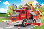 Revell 45-1004 Fire Truck Junior Assembly Kit Model Car
