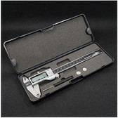 Yeah Racing YT-0144 Stainless Steel 150mm Digital Caliper a/Carrying Case