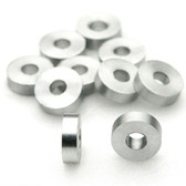 JUNFAC J80032 M3 Aluminum Spacer 7x2.5mm (10)