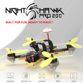 EMAX Nighthawk Pro 200 PNP 200mm F3 FPV Racing Drone 600TVL CCD Camera