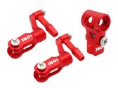 Rakon Heli nCPX001-R CNC Aluminum DFC Head Set Red Nano CPX / nCPX / nCP X