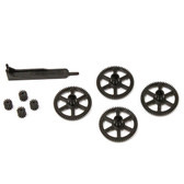 Kyosho DR006 Pinion Gear & Spur Gear Set for Zephyr / G-Zero Drone Racer